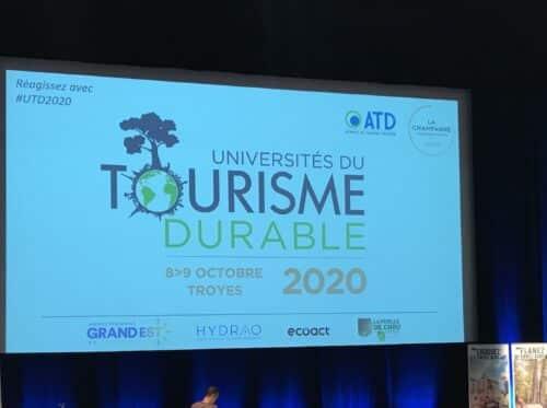 Universités du tourisme durable 2020