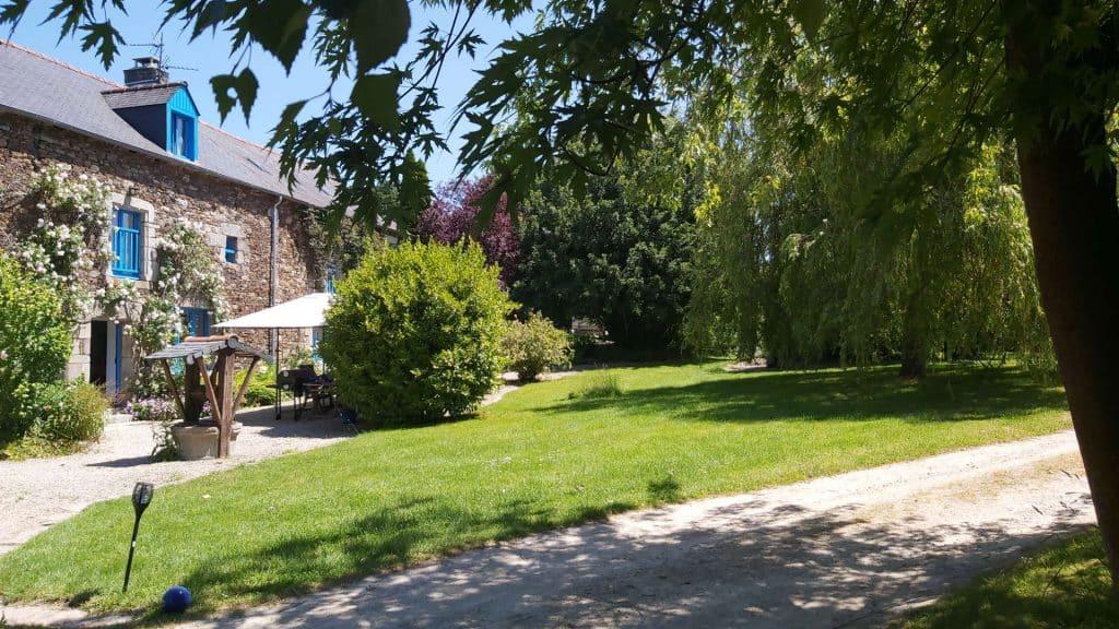 Domaine La Tarais - gîtes
