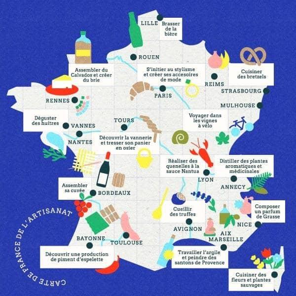 Types de tourisme sur la destination France